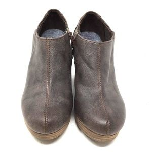 Dr. Scholls Women's Size 7.5/ Eur 38 Brown